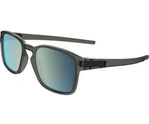 fad4570df9 Oakley Latch Square OO9353 OO9353-08 (matte olive ink emerald iridium)