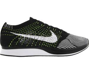 df47b308ea6c3 Buy Nike Flyknit Racer black white white from £129.99 – Best Deals ...