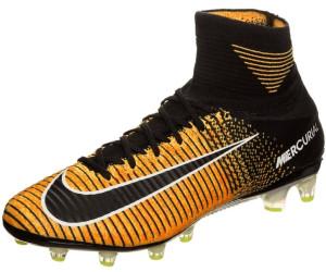 9f29850770f0 Nike Mercurial Superfly V DF AG LASER ORANGE BLACK 831955-801 12 SOCCER  CLEATS Sporting Goods