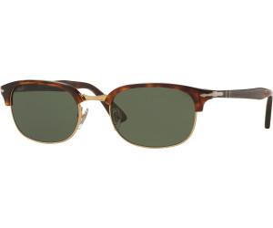 PERSOL Persol Herren Sonnenbrille » PO8139S«, schwarz, 95/71 - schwarz/grau