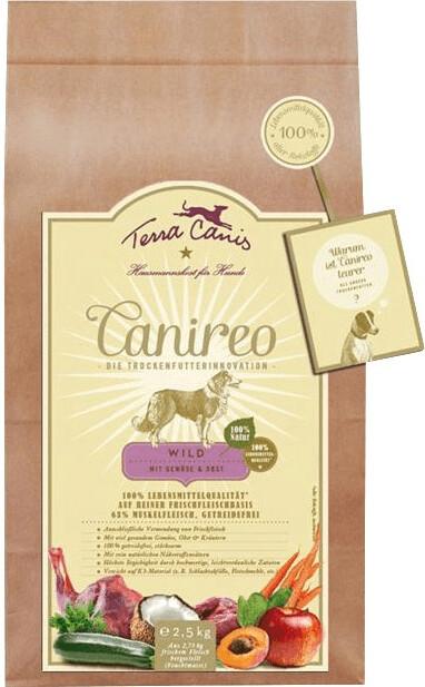 Terra Canis Canireo Wild mit Gemüse und Obst (1...