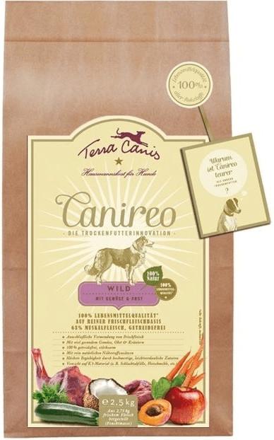 Terra Canis Canireo Wild mit Gemüse und Obst (2,5)