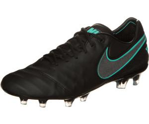 Nike Tiempo Legend VI FG black/black/turquoise green