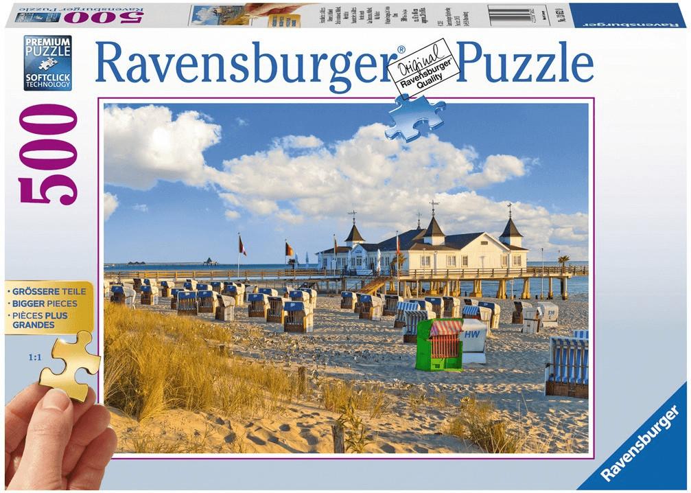 Ravensburger Strandkörbe in Ahlbeck