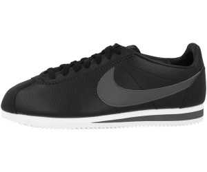 nike classic cortez leather black white dark grey ab 58 90. Black Bedroom Furniture Sets. Home Design Ideas