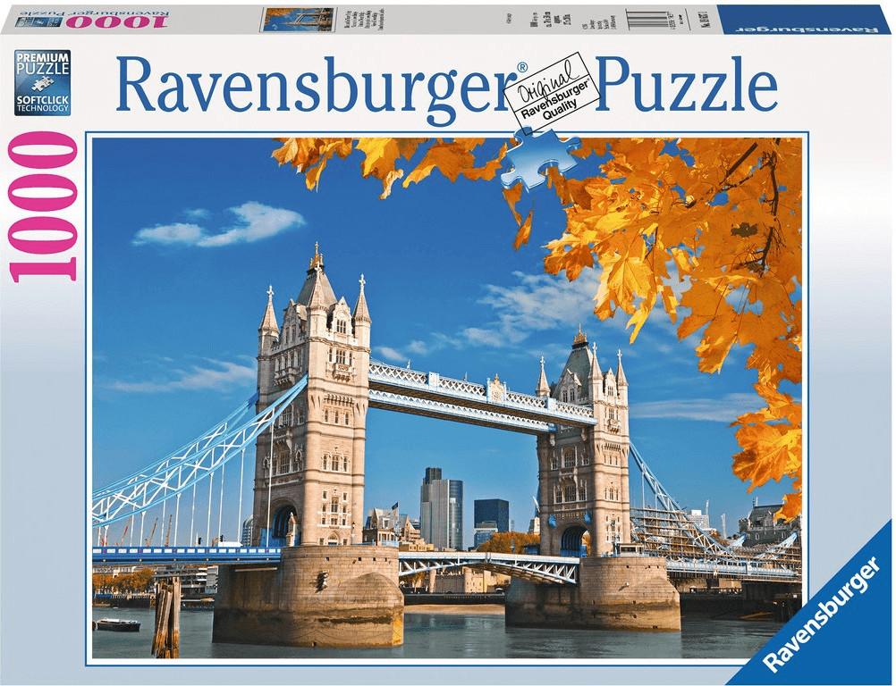 Ravensburger Blick auf die Tower Bridge