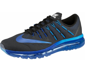 Nike Air Max 2016 blackdeep royal bluehyper blue