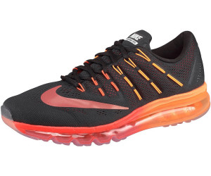 ae4f4f995d Buy Nike Air Max 2016 black/noble red/total crimson/multicolor from ...