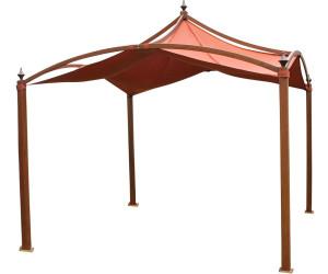 leco romantik pavillon 3 x 3 m ab 299 00 preisvergleich bei. Black Bedroom Furniture Sets. Home Design Ideas