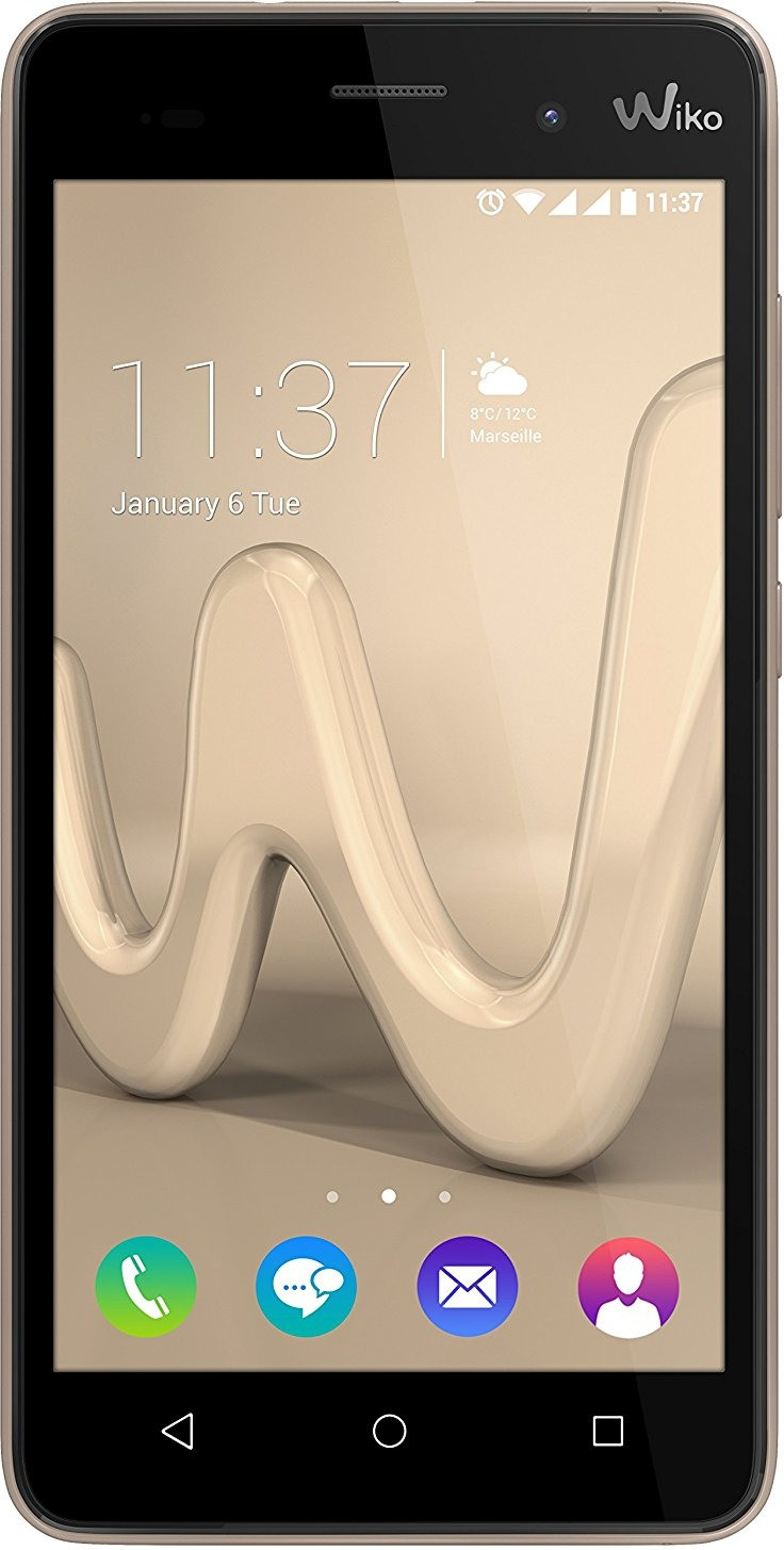 Wiko Lenny 3 gold