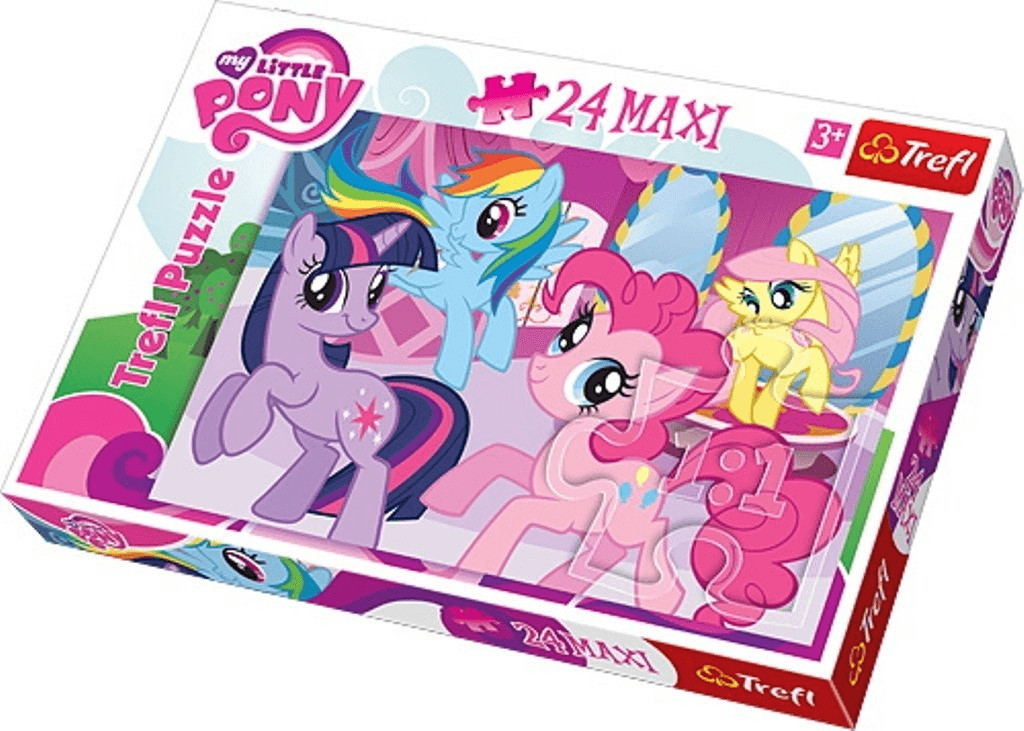 Trefl My little Pony - Freundschaft ist zauberhaft
