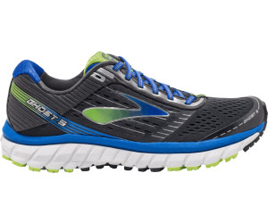 e817adef1cb Brooks Ghost 9 anthracite electric brooks blue lime ab 100