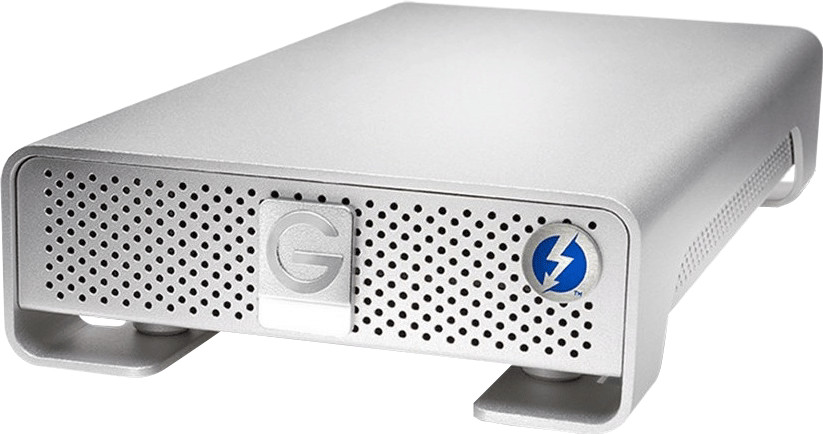 G-Technology G-DRIVE Thunderbolt 10TB