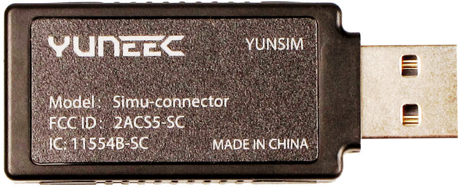 Yuneec UAV Flugsimulator USB Stick