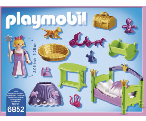 Playmobil Princess Prinzessinnen Kinderzimmer 6852 Ab 6