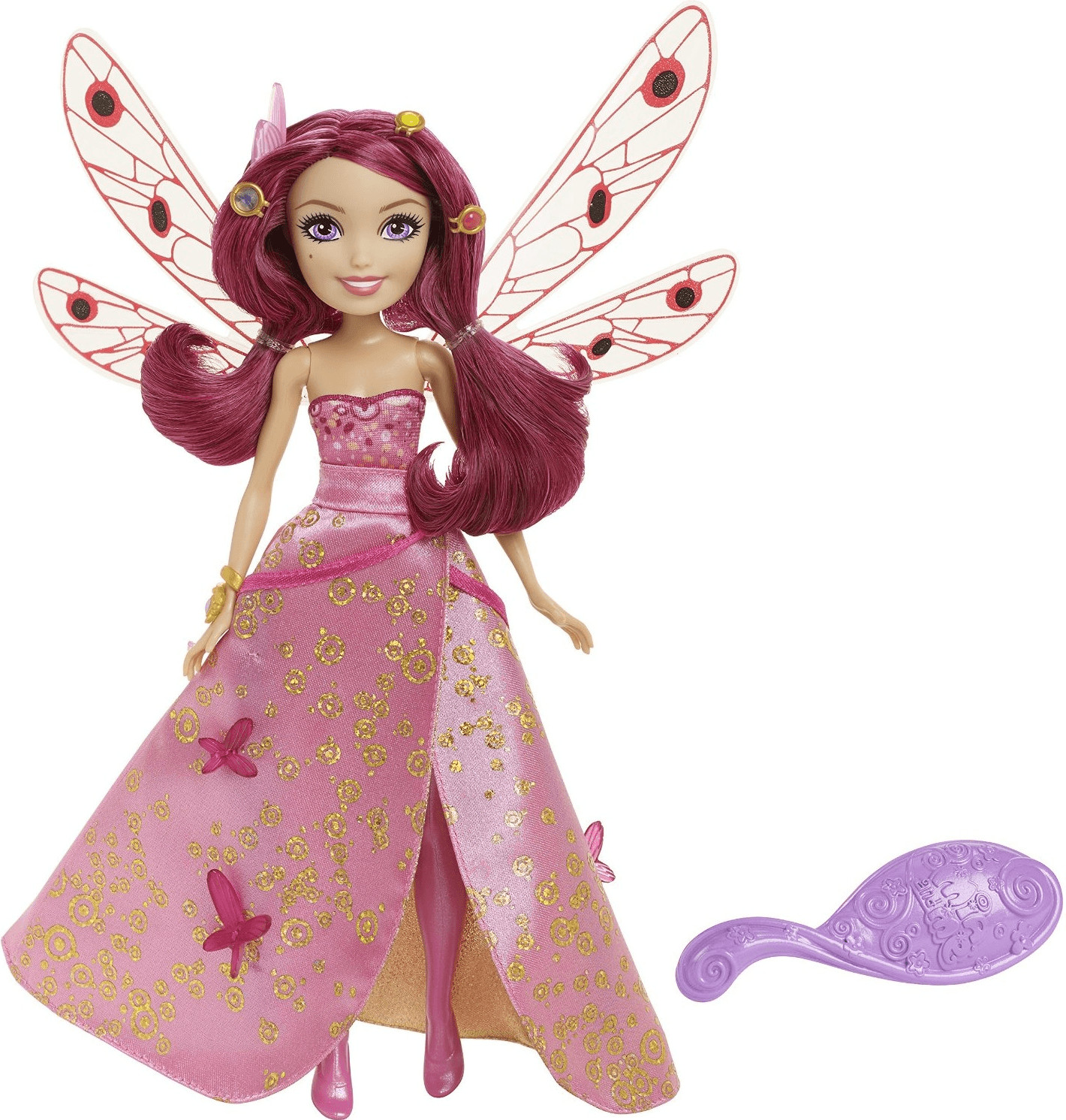 Mattel Mia and Me - Magisches Kleid