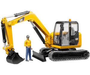 Bagger Spielzeug Bruder 02445 Profi-Serie CAT Mobilbagger günstig kaufen