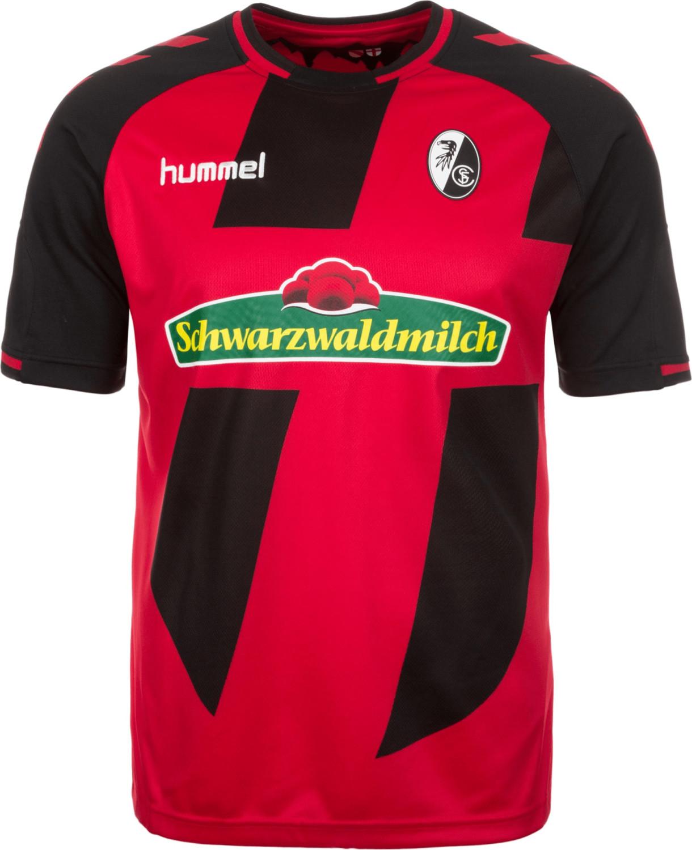 Hummel SC Freiburg Home Trikot 2016/2017