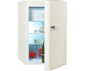 Retro Kühlschrank Amica Creme : Amica ks 15615 b ab 210 48 u20ac preisvergleich bei idealo.de