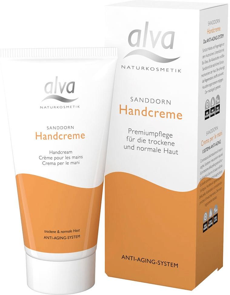 Alva Sanddorn Handcreme (50ml)