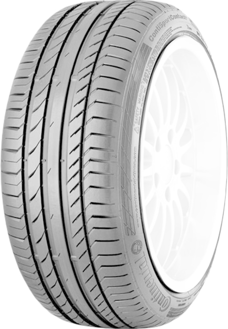 Continental ContiSportContact 5 225/50 R17 94W SSR *