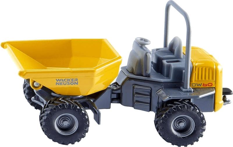 Siku Wacker Neuson DW60 Dumper (3509)