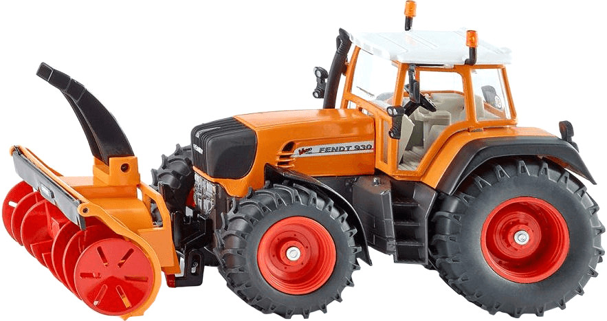 Siku Traktor mit Schneefräse (3660)