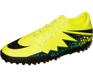 Nike Hypervenom Phelon II TF voltblackhyper turquoise