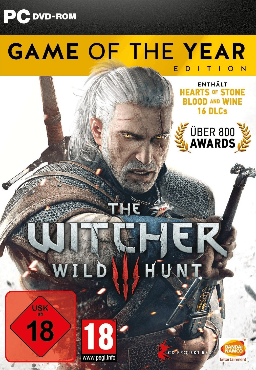 The Witcher 3: Wild Hunt - Game of the Year Edi...