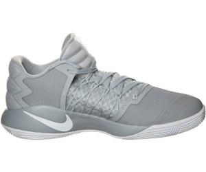 MAMBA RAGE - Basketballschuh - white/black/pure platinum/wolf grey hobry7