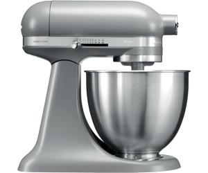 Kitchenaid Artisan Mini 5ksm3311x Efg Matte Grey Ab 349 00
