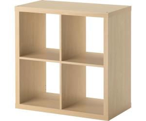 ikea kallax regal 77x77cm ab 24 99 preisvergleich bei. Black Bedroom Furniture Sets. Home Design Ideas