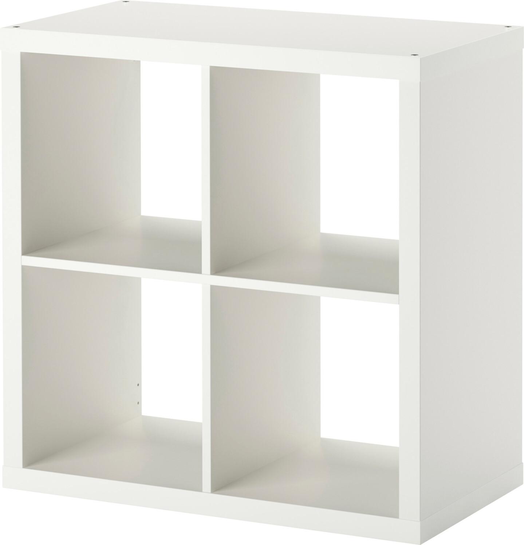 Ikea KALLAX Regal 77x77cm  weiß