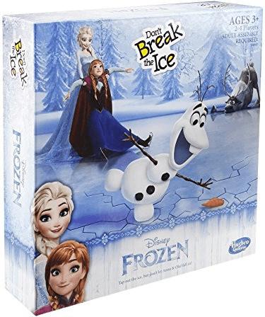 Hasbro Die Eiskönigin - Der gefrorene See