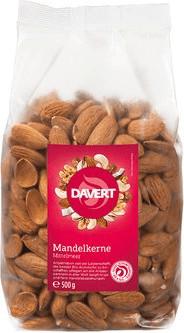 Davert Mandelkerne Mittelmeer (500g)