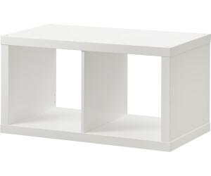 Ikea KALLAX Regal 77x39x42cm weiß