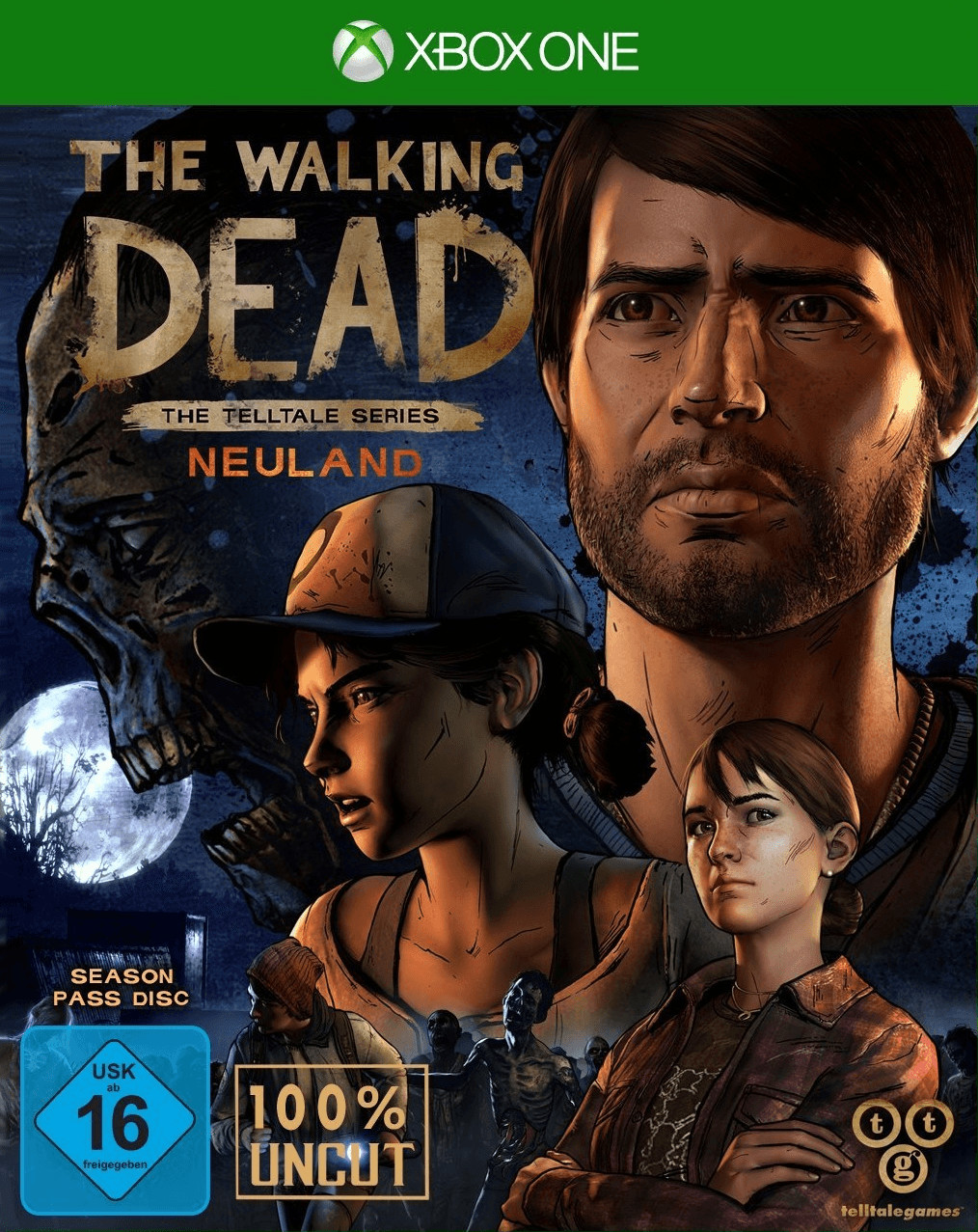 The Walking Dead: The Telltale Games Series - N...