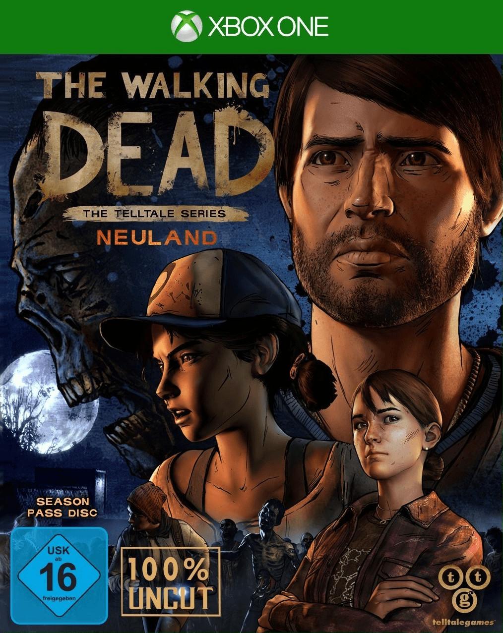 The Walking Dead: The Telltale Games Series - N...