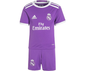 REAL MADRID KINDER Trikot Set Minikit Adidas Gr.164 EUR 36