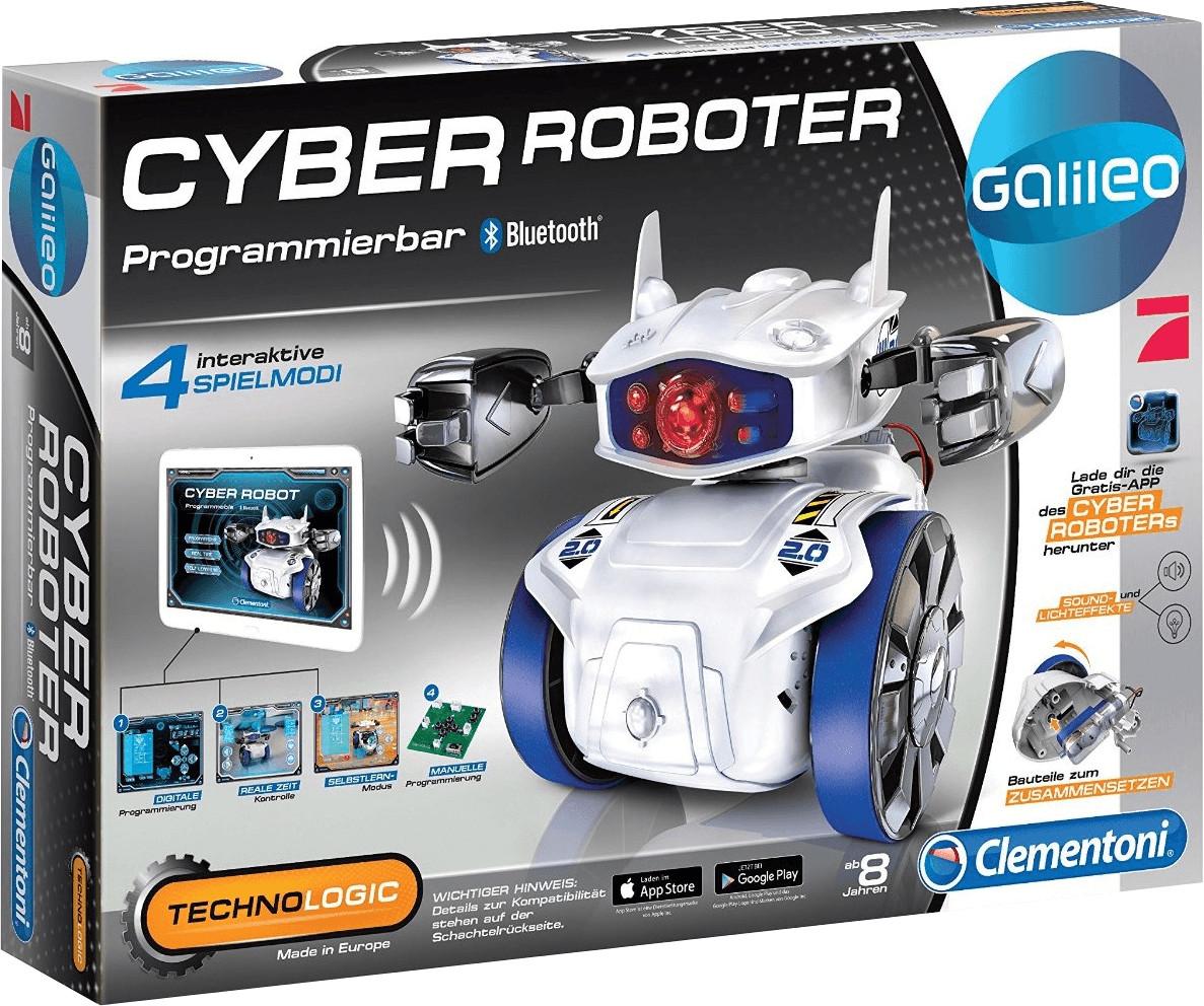 Clementoni Galileo Cyber Roboter (69381.8)