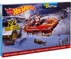Weihnachtskalender Hot Wheels.Hot Wheels Adventskalender 2016 Ab 19 19 Preisvergleich Bei