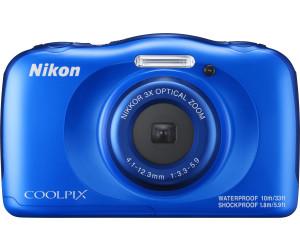 Nikon Coolpix W100 Bleu Au Meilleur Prix Sur Idealofr