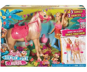 barbie pferd laufend