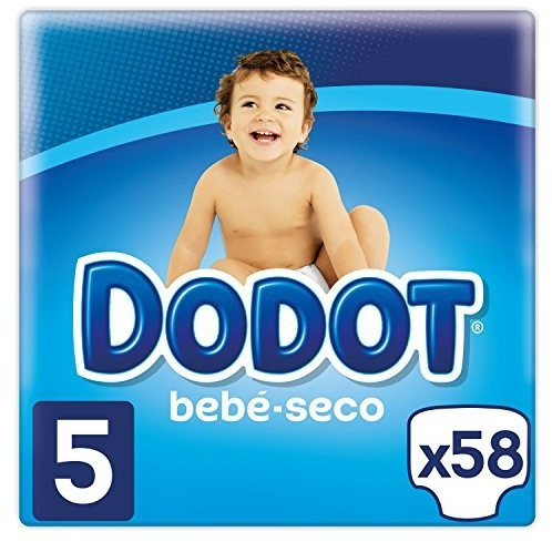 Dodot Bebé-Seco 5 (13-18 kg)