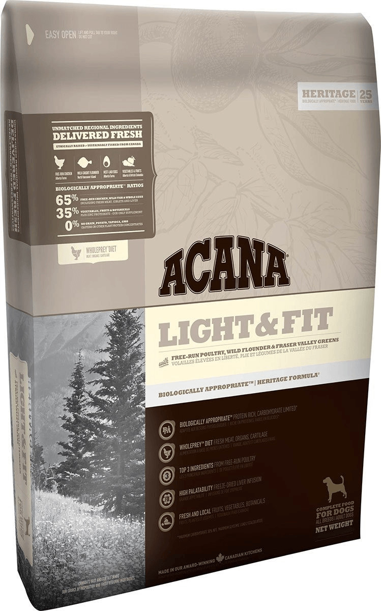 Image of Acana Heritage Light & Fit
