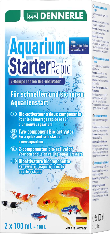 Dennerle Aquarium Starter Rapid 200 ml (1681)