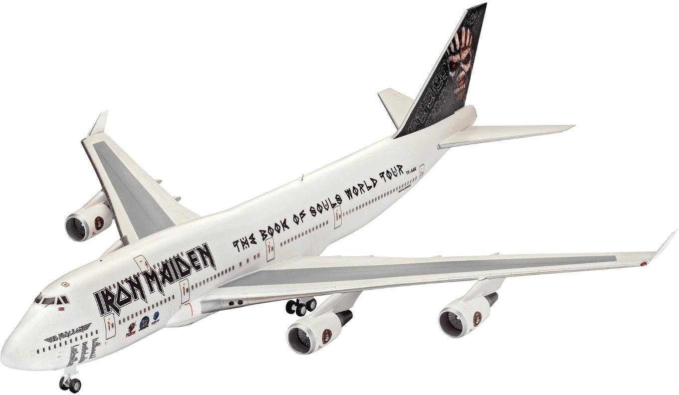 Revell Boeing 747-400 Iron Maiden (04950)