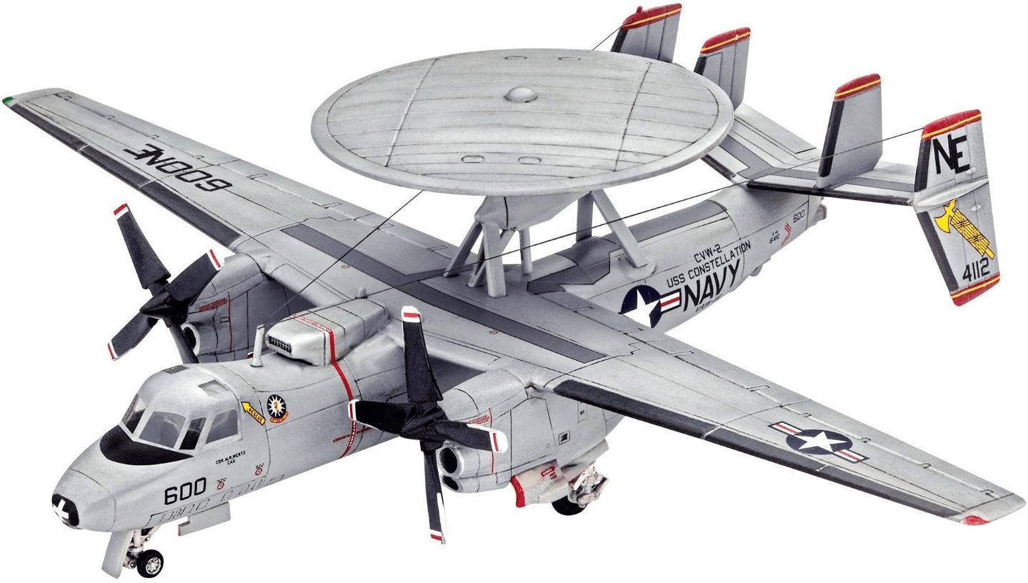 Revell Grumman E-2C Hawkeye (03945)