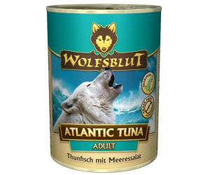 Wolfsblut Atlantic Tuna Adult Nassfutter 395g