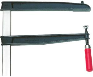 Bessey tiefspannschraubzwinge 400x250mm